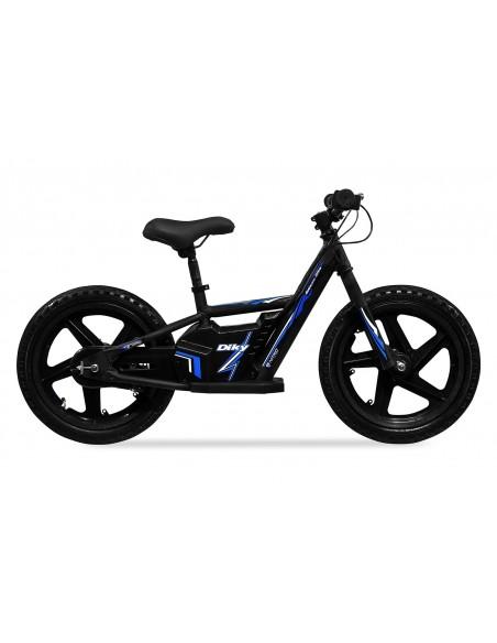 Bicicleta de equilibrio eléctrica DIRTY 180w 24v  R 16 litio