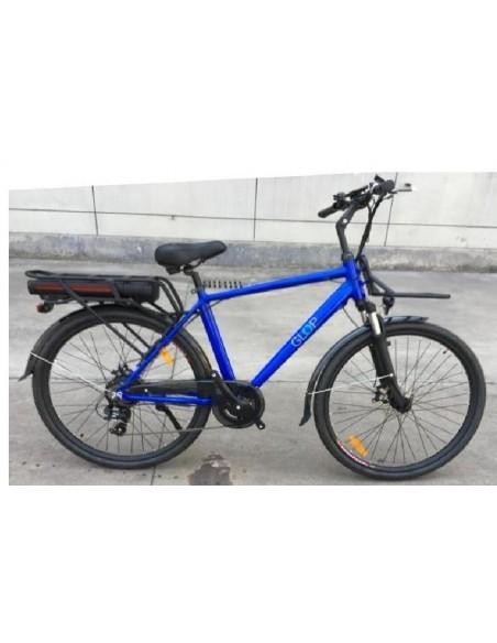 """Bicicletas Eléctricas GLOP SMART 250w 28"""" 5 Speed NEXUS Shimano aluminio"""