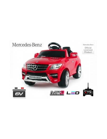 SUV Mercedes ML350  1x25w 6V