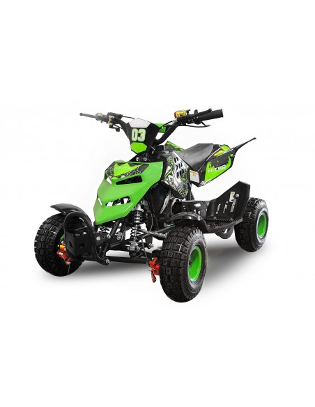 Repti Deluxe 49cc R4 Easy Start