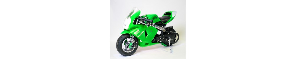 pocket bike 49cc