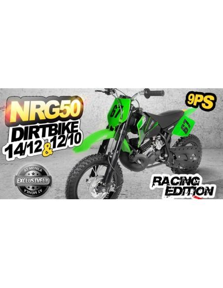 2T NRG 50cc a patada