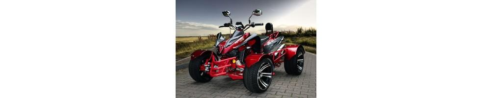 QUAD Y ATV MATRICULABLES