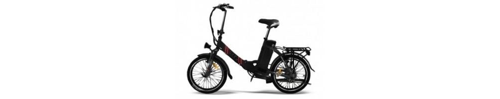 Bicicletas eléctricas plegables, ciudad, montaña